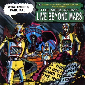 The Nick Atoms: Live Beyond Mars